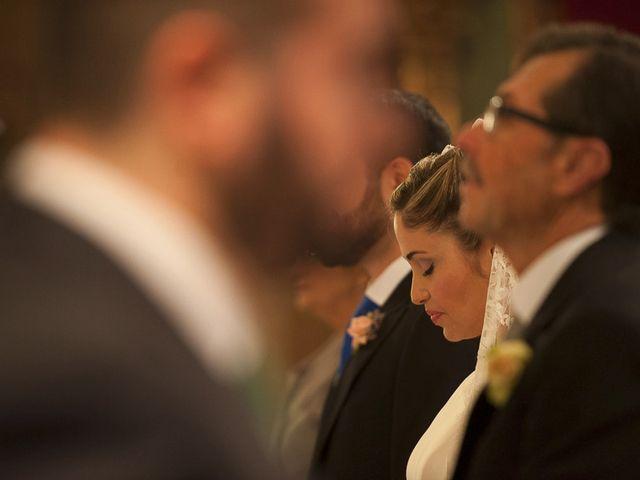 La boda de Ignacio y Isabel en Fuengirola, Málaga 27