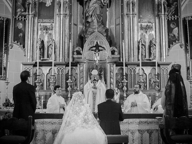 La boda de Ignacio y Isabel en Fuengirola, Málaga 30