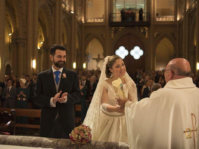 La boda de Ignacio y Isabel en Fuengirola, Málaga 32