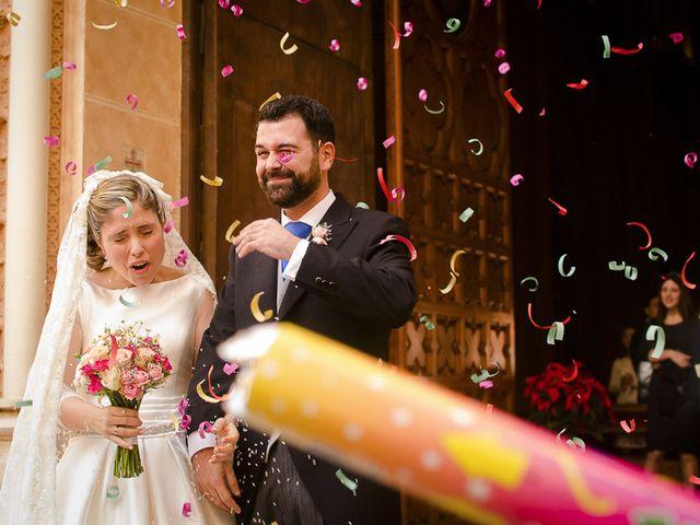 La boda de Ignacio y Isabel en Fuengirola, Málaga 35