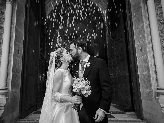 La boda de Ignacio y Isabel en Fuengirola, Málaga 36