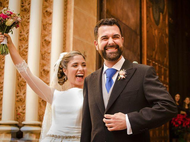 La boda de Ignacio y Isabel en Fuengirola, Málaga 37