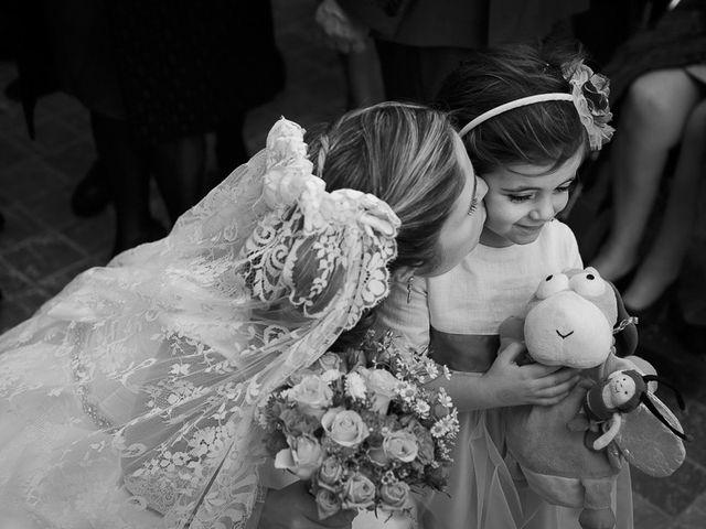 La boda de Ignacio y Isabel en Fuengirola, Málaga 38