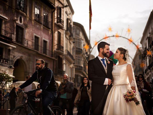 La boda de Ignacio y Isabel en Fuengirola, Málaga 39
