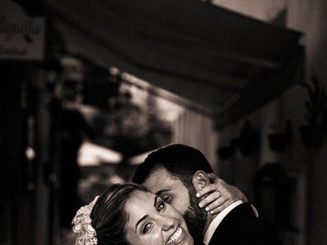 La boda de Ignacio y Isabel en Fuengirola, Málaga 40