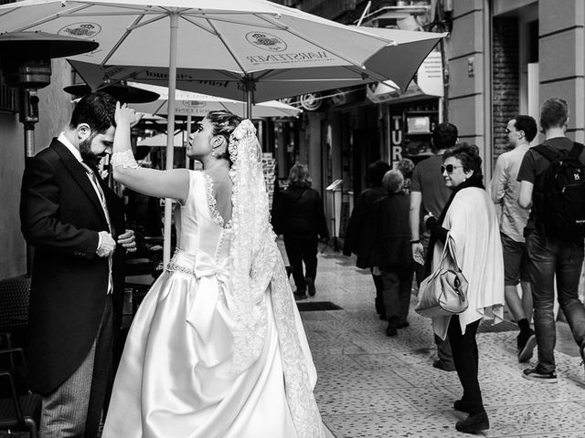 La boda de Ignacio y Isabel en Fuengirola, Málaga 41