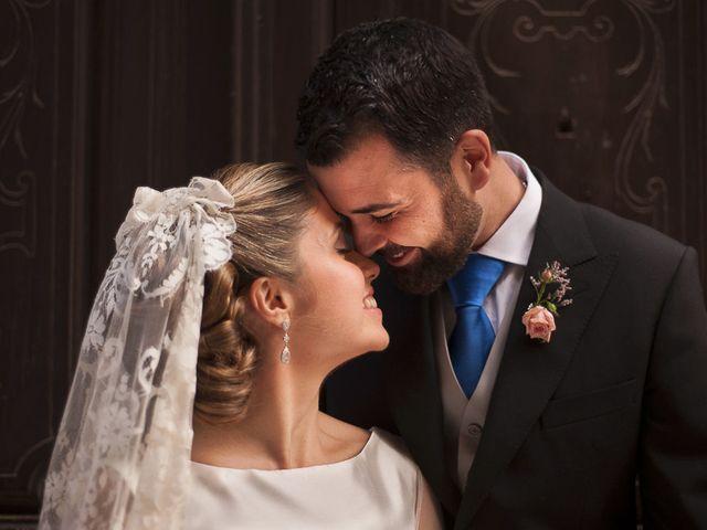 La boda de Ignacio y Isabel en Fuengirola, Málaga 42