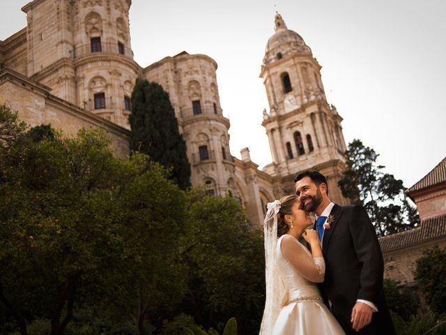 La boda de Ignacio y Isabel en Fuengirola, Málaga 45