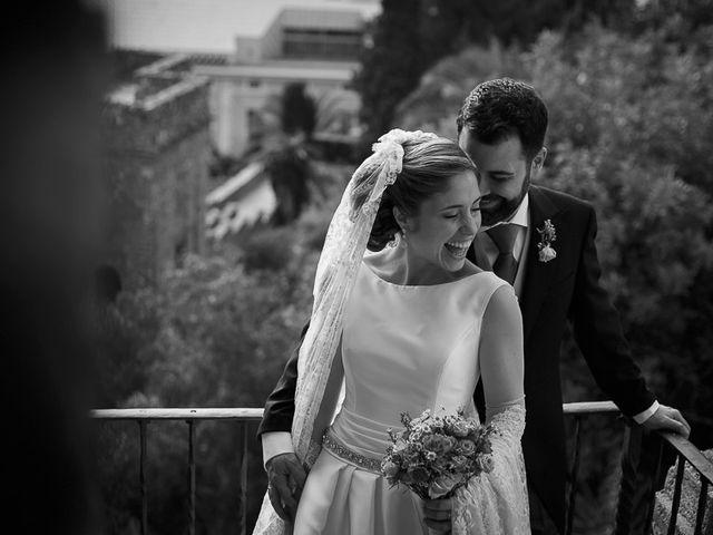 La boda de Ignacio y Isabel en Fuengirola, Málaga 48