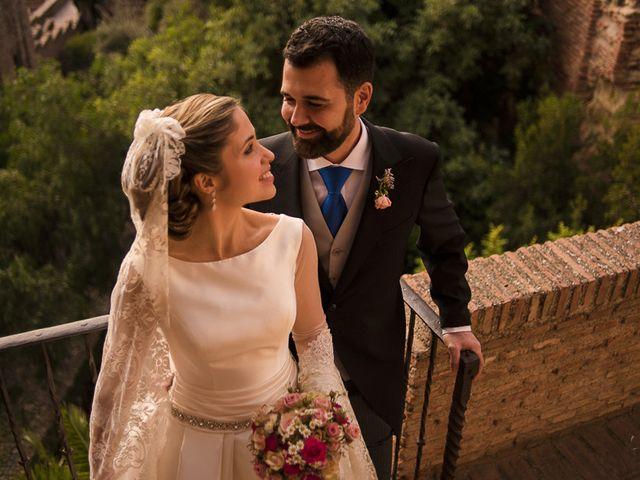 La boda de Ignacio y Isabel en Fuengirola, Málaga 49