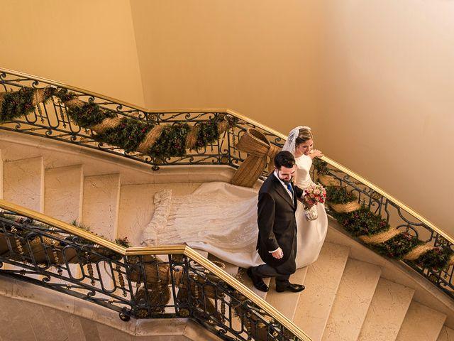 La boda de Ignacio y Isabel en Fuengirola, Málaga 52