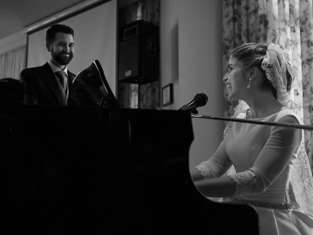 La boda de Ignacio y Isabel en Fuengirola, Málaga 53