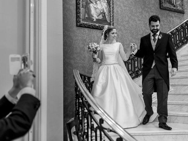 La boda de Ignacio y Isabel en Fuengirola, Málaga 57