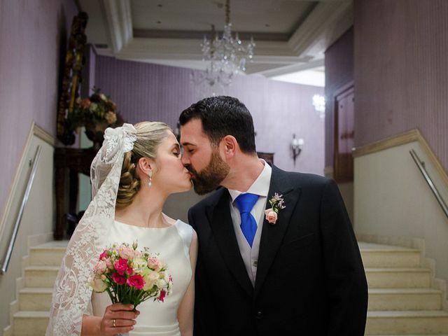 La boda de Ignacio y Isabel en Fuengirola, Málaga 58