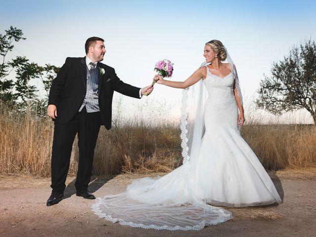 La boda de Gemma y Daniel