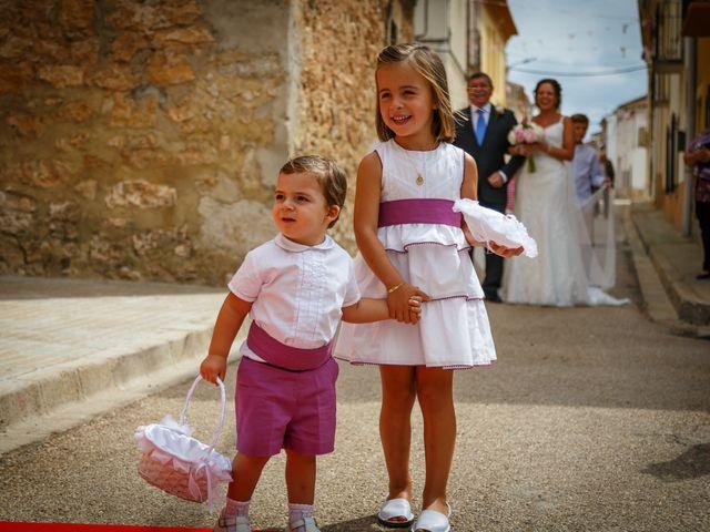 La boda de José Carlos y María José en Casas Ibañez, Albacete 1