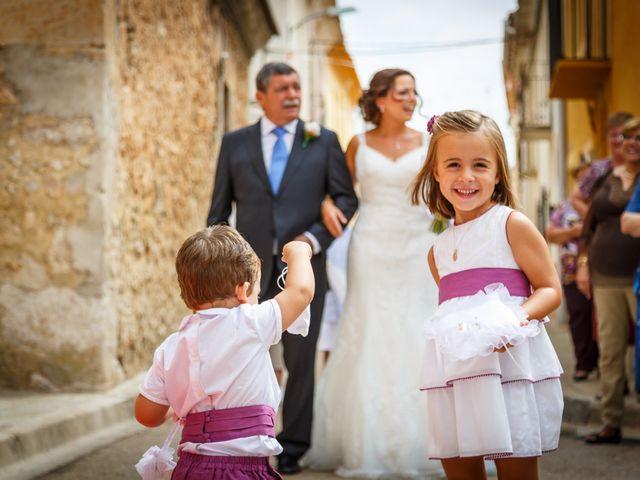 La boda de José Carlos y María José en Casas Ibañez, Albacete 6