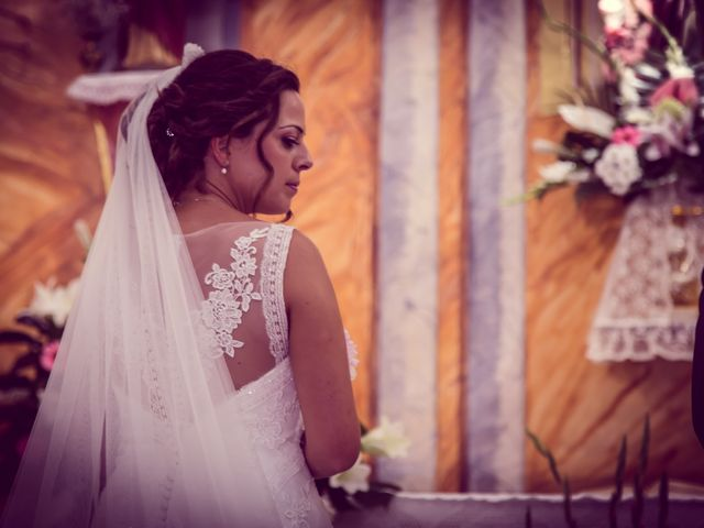 La boda de José Carlos y María José en Casas Ibañez, Albacete 8