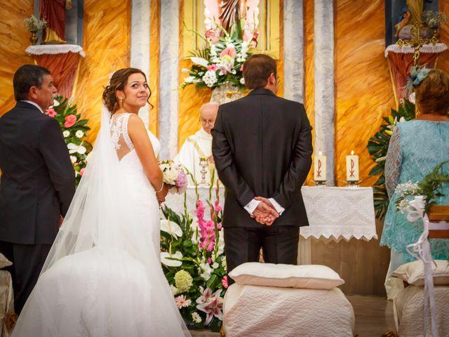 La boda de José Carlos y María José en Casas Ibañez, Albacete 9