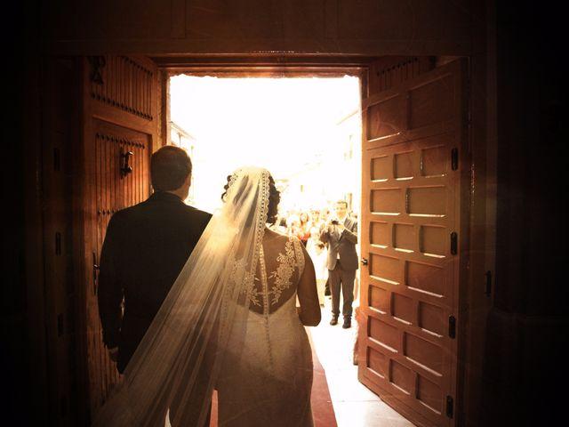 La boda de José Carlos y María José en Casas Ibañez, Albacete 2