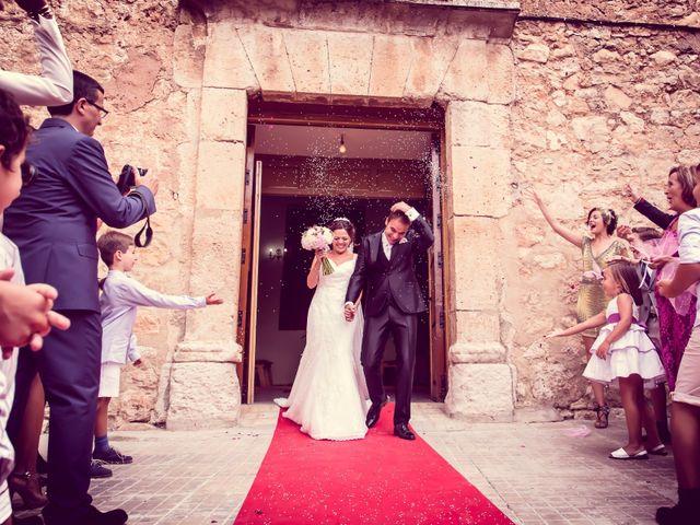 La boda de José Carlos y María José en Casas Ibañez, Albacete 13