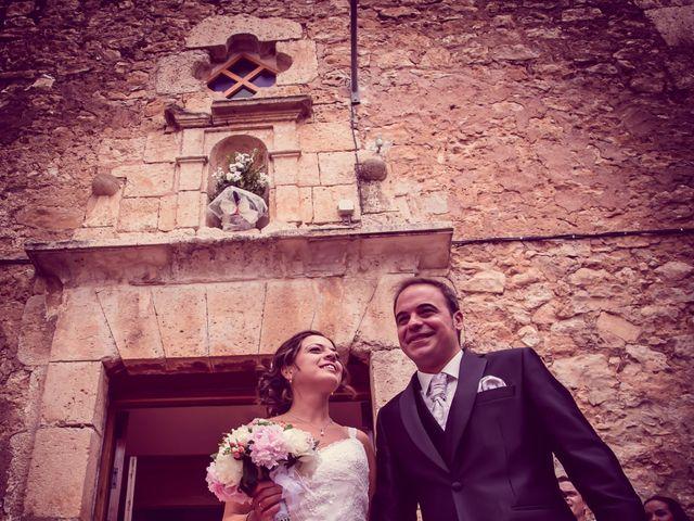 La boda de José Carlos y María José en Casas Ibañez, Albacete 14