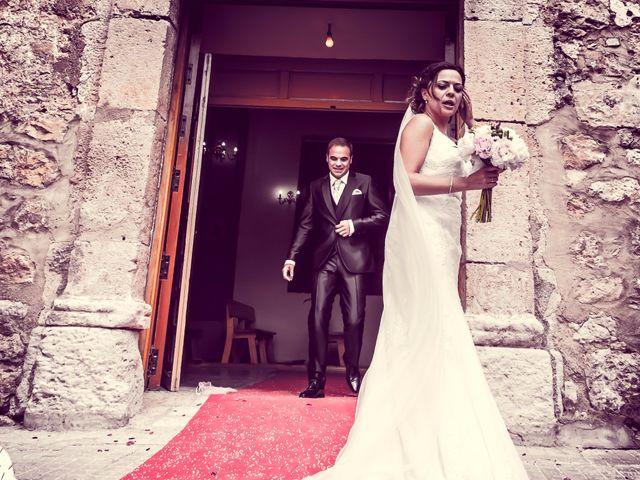 La boda de José Carlos y María José en Casas Ibañez, Albacete 15