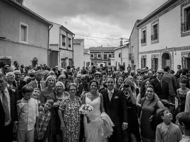 La boda de José Carlos y María José en Casas Ibañez, Albacete 17