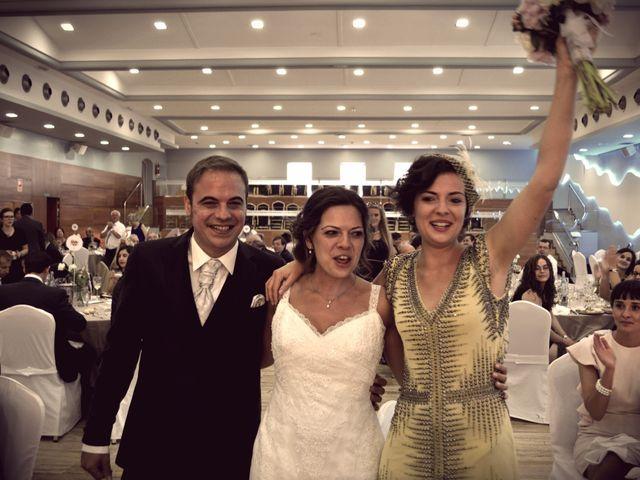 La boda de José Carlos y María José en Casas Ibañez, Albacete 19