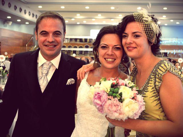 La boda de José Carlos y María José en Casas Ibañez, Albacete 20