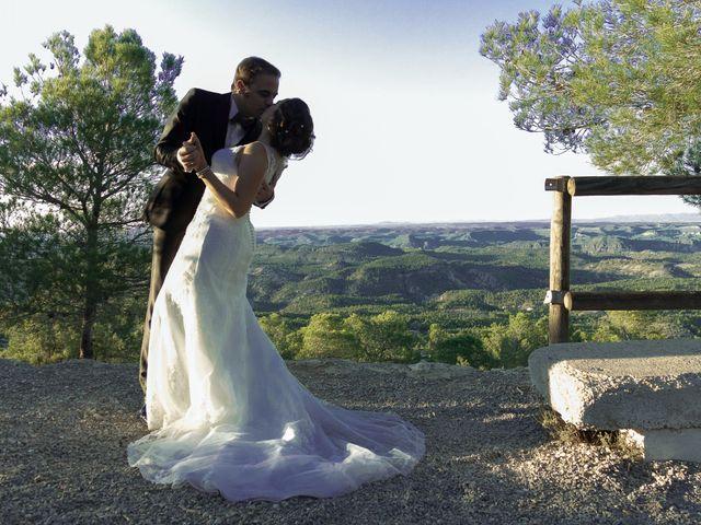 La boda de José Carlos y María José en Casas Ibañez, Albacete 21