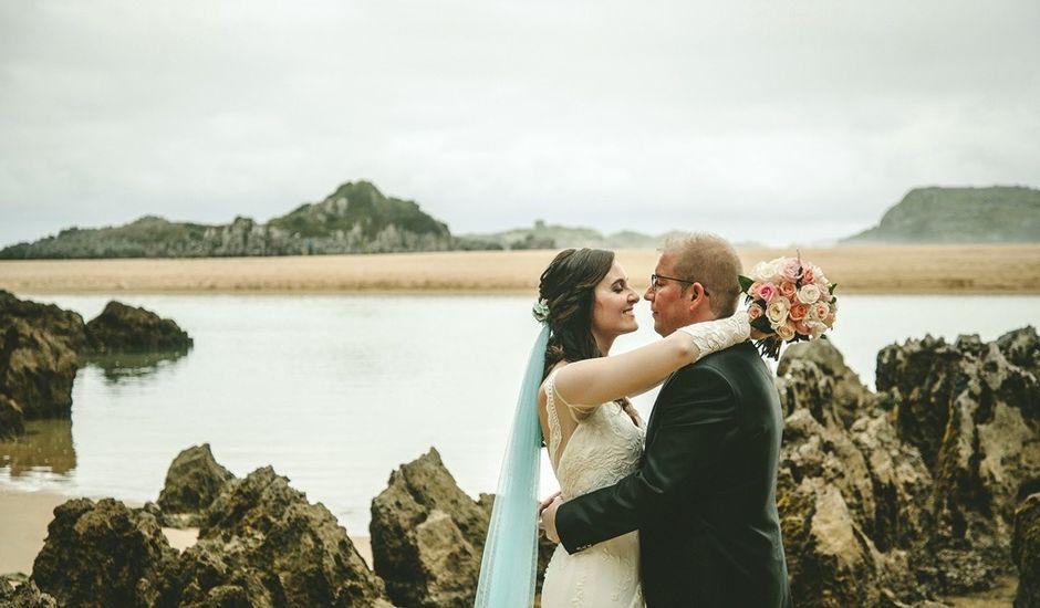 La boda de Luis y Laura en Isla, Cantabria