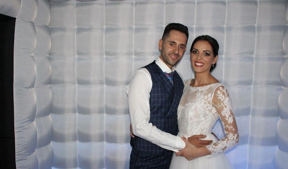 La boda de Enrique y Vanessa  en Las Yeseras (Villanueva Del Rio Segura), Murcia