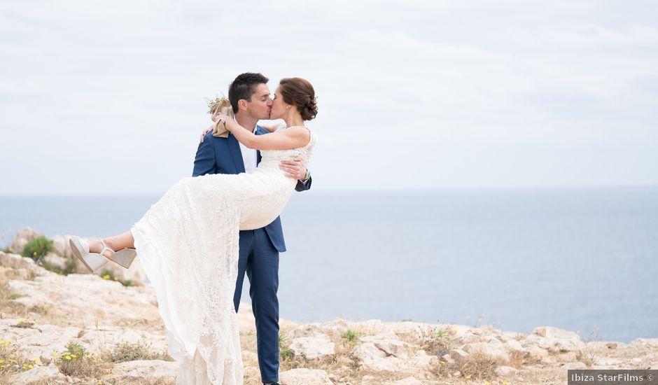 La boda de Alfonso y Mari en Es Pujols/els Pujols (Formentera), Islas Baleares