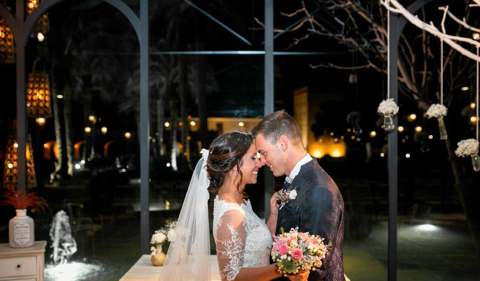 La boda de Jorge y Jessica en El Puig, Valencia
