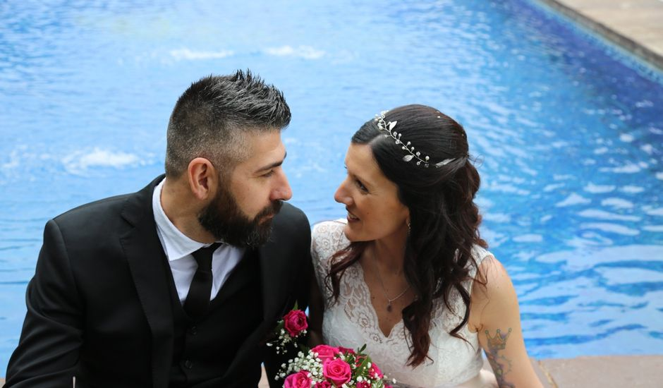 La boda de Eric y Montse en Sant Andreu De Llavaneres, Barcelona