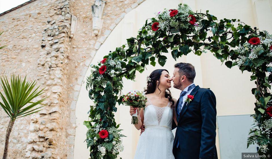 La boda de Jesús y Laura en Les Coves De Vinromà, Castellón