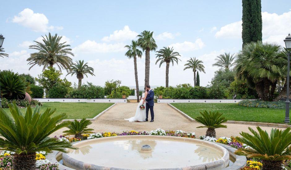 La boda de Antonio y Laura en Córdoba, Córdoba