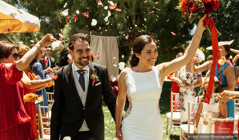 La boda de Mario y Beatriz en Los Montesinos, Alicante
