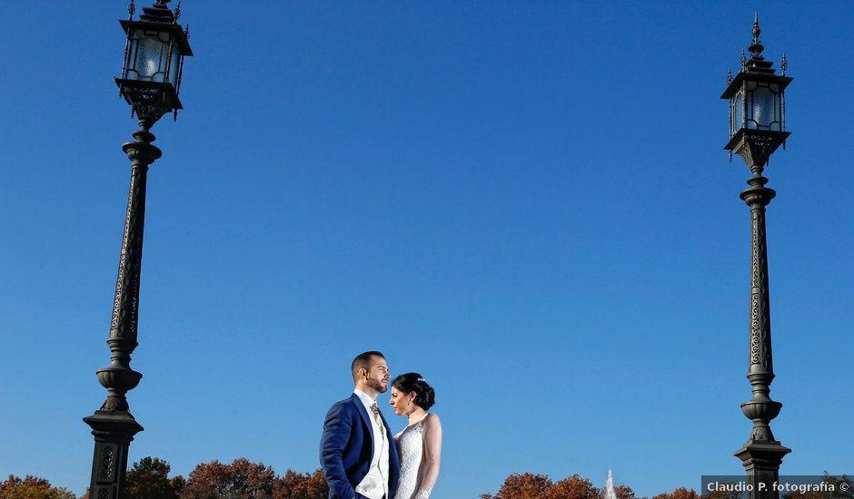 La boda de Ángel y Mercedes en Bollullos Par Del Condado, Huelva