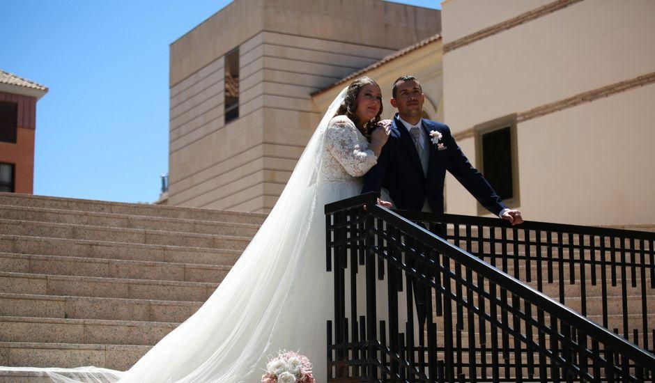 La boda de Paco y Marisa en Puerto Lumbreras, Murcia