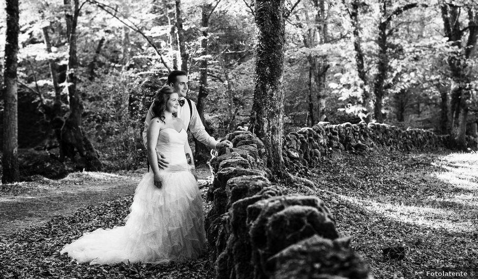 La boda de Víctor y Andrea en Suances, Cantabria