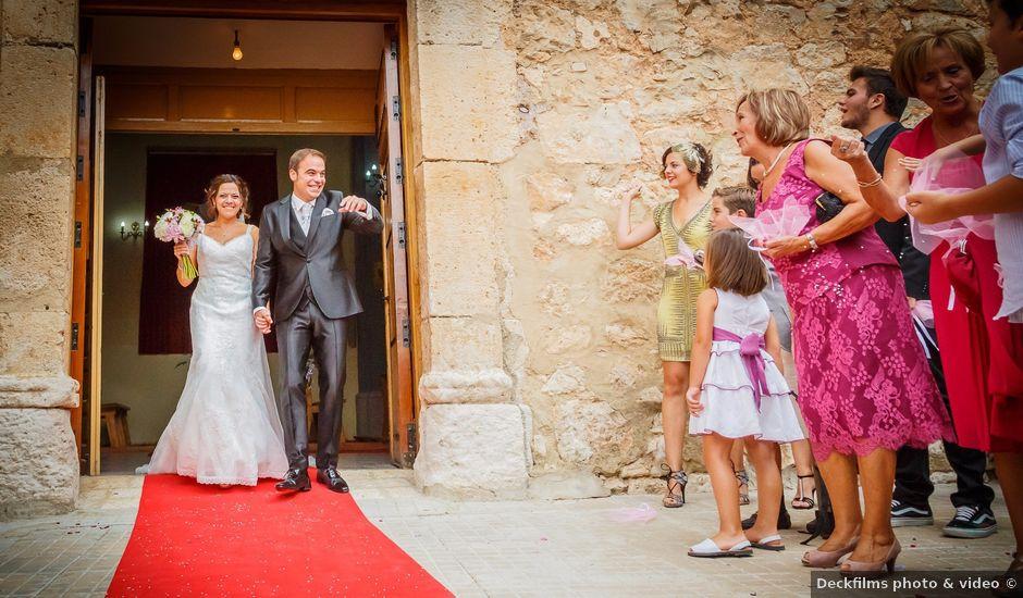 La boda de José Carlos y María José en Casas Ibañez, Albacete