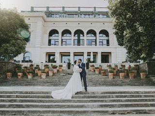 La boda de Sara y Nicolas