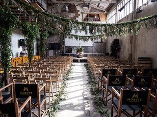 La boda de Paula y Cristian 1