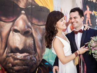 La boda de Paula y Cristian