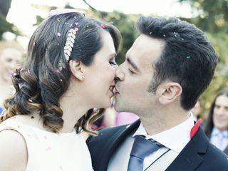 La boda de Rocío  y Tomás 1