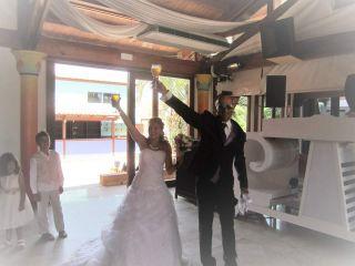 La boda de Barbara y Jose 3