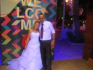 La boda de Barbara y Jose