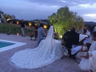 La boda de Carloty veras y Manuel caballero 2